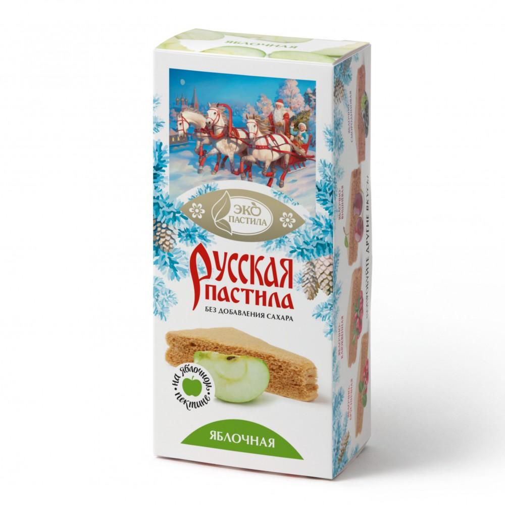 Пастила Русская Яблочная