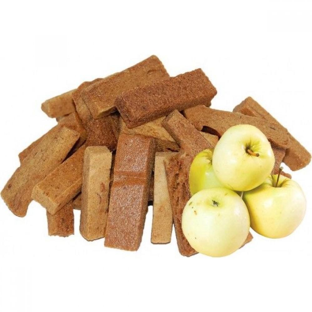 Пастильные сухарики яблочные 250гр.