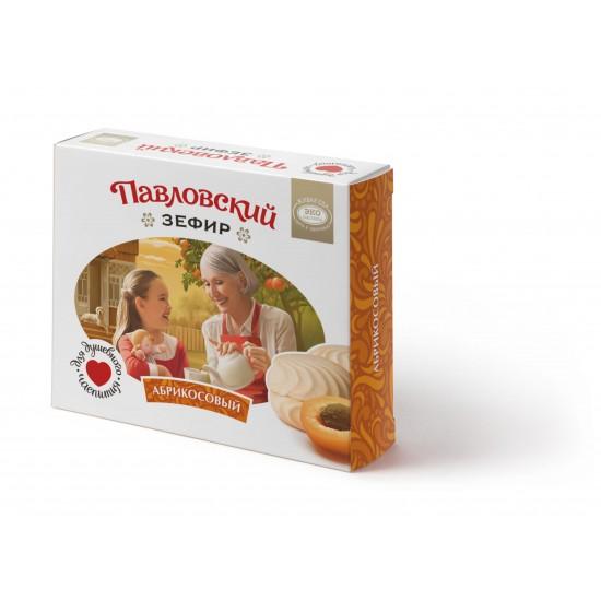 """Зефир """"Павловский"""" со вкусом абрикоса"""